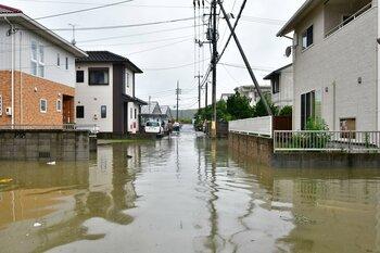 洪水 住宅 被害 災害