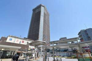東急目黒線、武蔵小山駅