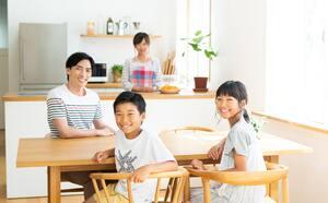 4人家族の住宅ローン借り換えシミュレーション