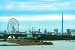 江戸川区内の主要地域の特徴・主要施設・町名
