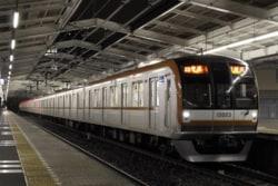 豊島区を走る東京メトロ有楽町線