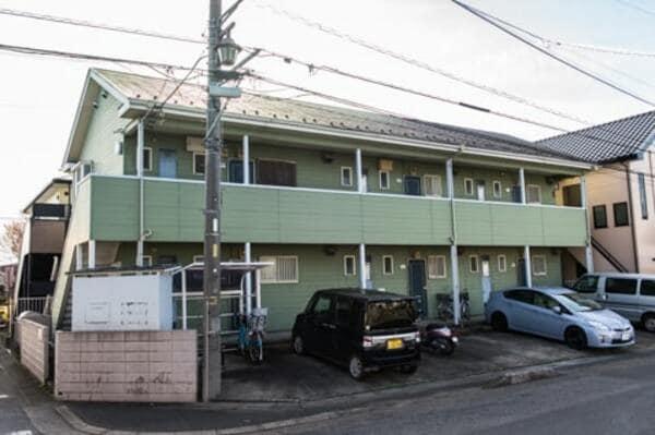 埼玉県川口市某駅徒歩5分。路線価程度で購入したアパート。