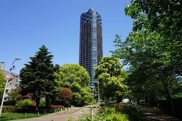 パークコート赤坂檜町ザタワー