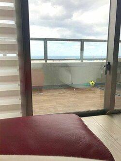 茅ヶ崎のマンションの部屋は、目の前に海が見えるので、家賃が高い