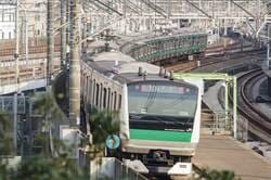 北区を走るJR埼京線