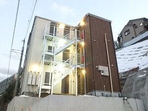 8棟目のアパート写真