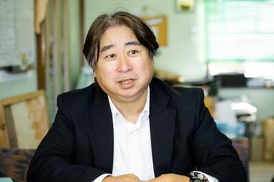 原島信一さん(ペイント先生) 株式会社ウォールデザインハラシマ代表