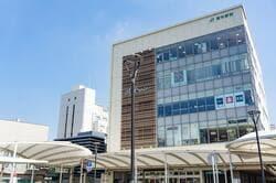 駅前風景 東中野駅(出典:PIXTA)