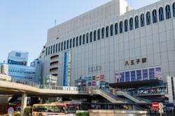 JR八王子駅 北口(出典:PIXTA)