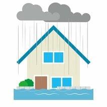 a火災保険の「水災補償」は必要? 水災と水濡れ被害の違いと、加入すべきケースを紹介!