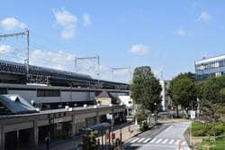 西大井駅周辺