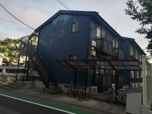 2年後に品川区内の駅徒歩7分、築14年の木造アパートを9000万円で購入。借地権物件で利回りは12%。容積も余っており建て替えも視野に