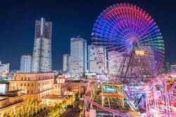横浜市の横浜みなとみらい