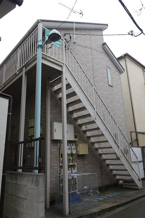 一棟目として購入した都内23区 駅徒歩1分築7年のアパート。利回り8%だったが購入後は順調に賃貸経営中