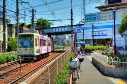 東京メトロ千代田線町屋駅