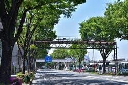 上北沢 甲州街道 京王線