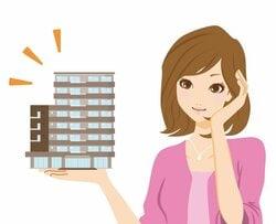 いまや住宅購入を検討する女性は多い(出所:PIXTA)
