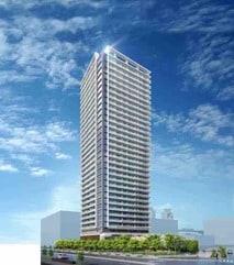 Brillia Tower 有明 MID CROSS(ブリリアタワー有明ミッドクロス)の価格、スペックは? ゆとりある暮らしを実現する都心隣接マンション