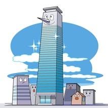 マンションの高層階と低層階のメリット・デメリットを解説! 人気のタワマン高層階は快適?