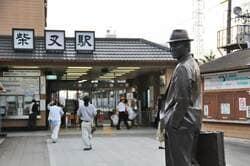 葛飾区内の主要地域の特徴・柴又駅前