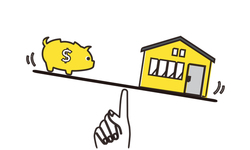 火災保険は補償内容と保険料をバランスが大事