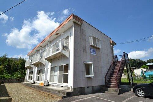 1棟目に購入した、栃木県矢板市のアパート。1300万円→1000万円で購入。2DK×6部屋、利回り22%を実現!