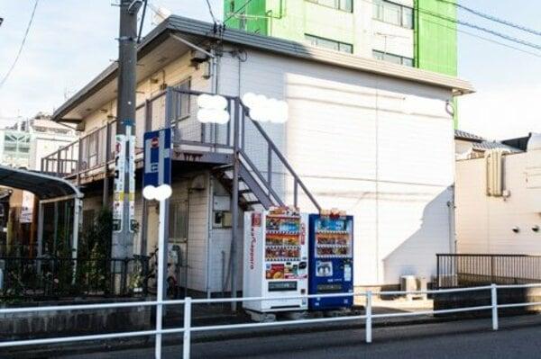 ishiのアパート。武蔵野線以南の某駅徒歩1分。ほぼ路線価で購入したアパート。接道のよい整形地のアパートは転売などの出口も見えやすいと言う