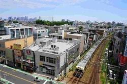 永福町駅周辺のマンション