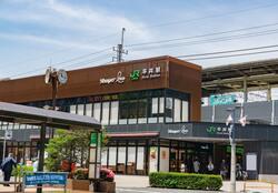 駅前風景 平井駅(出典:PIXTA)