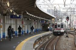 東武伊勢崎線牛田駅ホーム(出典:PIXTA)