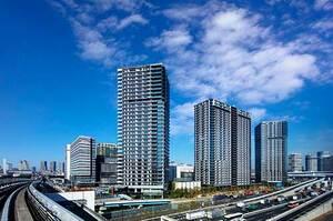 「シティタワーズ東京ベイ」は大型ショッピングセンターに直結(写真提供:住友不動産)