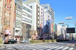 浅草橋駅周辺