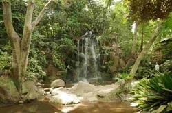 北区の名手の滝公園