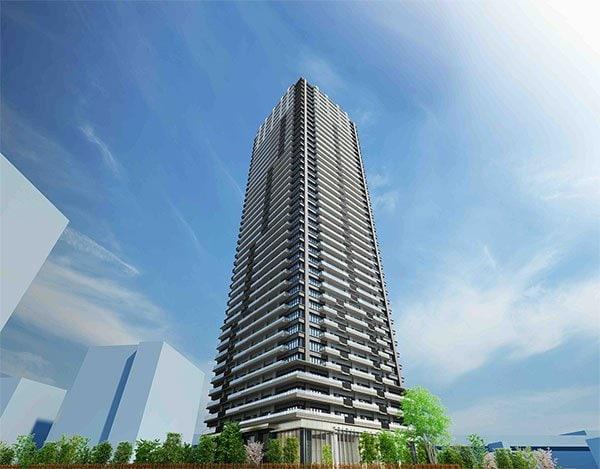NAGOYA the TOWER/名古屋ザ・タワー」の外観イメージ