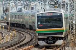 高崎線は、日本で最も古い路線の一つ