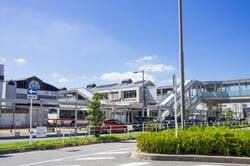 岡崎駅東口周辺の様子(出典:PIXTA)