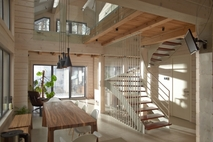 aリビング階段のメリット、デメリットとは?独立階段の特徴と比較して考える注文住宅の間取り③
