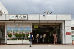 JR尾久駅前周辺