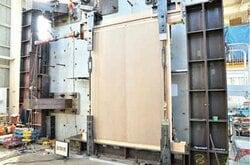 三井ホームの高強度耐力壁(写真提供:三井ホームズ)