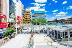 東京 中野駅 北口駅前の風景(出典:PIXTA)