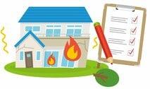 a火災保険の保険金、もらえるまでどれくらいの日数が必要? 地震保険の支払いも併せて解説!