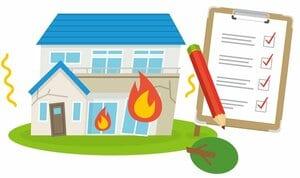 火災保険 申請
