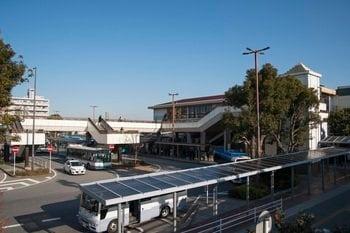 幕張本郷駅前 画像