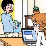 住宅ローンの借入期間ってどう設定すればいいの?若林健次さんの4コマ漫画「住宅ローンは五里霧中」⑫