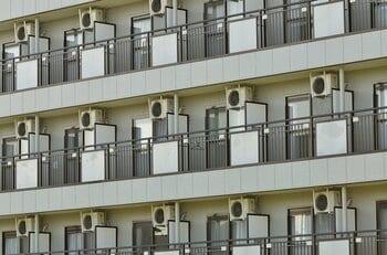 ワンルームマンション投資家は、今後、住宅ローンを借りにくくなる可能性がある。出所=PIXTA