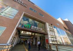 商業施設でにぎわう、東神奈川駅